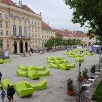 Photo of MuseumsQuartier Wien