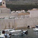 Harbour at Dubrovnik