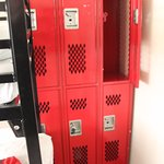 Firehouse Hostel - Lockers