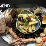 So Guid, Seafood Platter for Two or  One if you are really HUNGRY