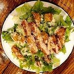 Hail Caesar Salad with chicken