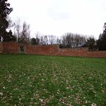 In the grounds - an old walled garden?