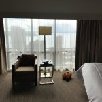 Great scenery from Deluxe view room!  Enjoyable stay