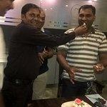 birthday celebration by Mango hotel