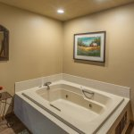 Luxury Suite Whirlpool Tub