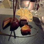 Le dessert chocolat