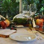 decorazione cena di matrimonio