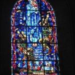 Window sainte Mere Eglise