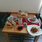 One of our wonderful breakfasts!