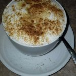 Watery Cappuccino at $22
