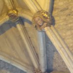 Malmesbury Abbey roof bosses