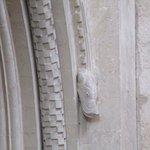 Malmesbury Abbey sepents