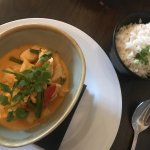 Khmer Chicken Curry and Jasmine Rice