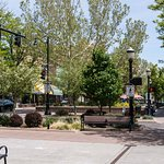 Main St Grand Junction in Spring