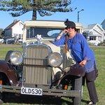 Hooters Vintage &Classic Vehicle Hire, Napier, NZ