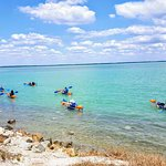 The Beautiful waters of Boca Grande make for a perfect paddle!