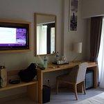 Deluxe room.....