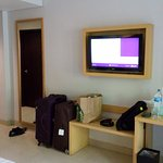 Deluxe room......