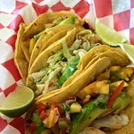 Fish Taco's on Tuesdays!