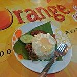 D'Orange Cafe