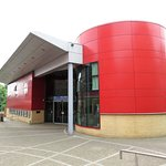 Anvil Theatre, Basingstoke - Entrance