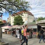 Viktualienmarkt Foto