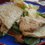 Veggie sandwich -no onions