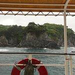 Photo de Miyako Jodogahama Boat Cruise