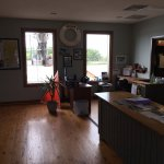 Safari Tours office