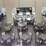 Lonby und Frühstückssaal