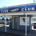 TYEE CLUB AT END OF PIER