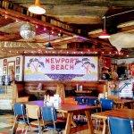 Newport Beach-local decor