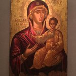 The Directress Icon (H Odigitria)