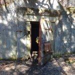 Bunker in Fort McGilvray