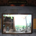 Exhibit on Water Power (part of several exhibits on different types of power)