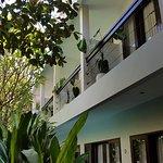 Photo de The Pavilion Hotel Kuta