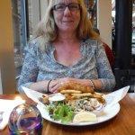Colleen's Beachfront Bistro Fish & Chips