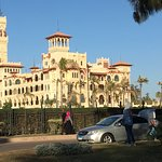 Foto de Jardines del Palacio Montazah