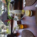 Photo de Tirta Ayu Restaurant , The Water Palace , Tirtagangga