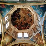 Not quite Sistine Chapel, but beautiful