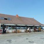 Llanfairfechan beach cafe