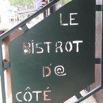 Foto de Le bistrot d'a cote