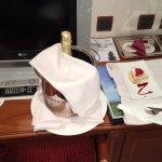 Obsequio del Hotel por nuestras Bodas de Plata