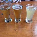 First stop, Kalik beers!