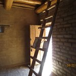 ladder to 2nd level