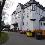 Photo of Hotel Haus Hainstein Eisenach