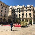 Ayuntamiento de Alicante.