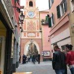 la Porta Passorino-Torre dell'Orologio 1774