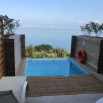 Room Block 6 with plunge pool