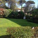 Garden front.